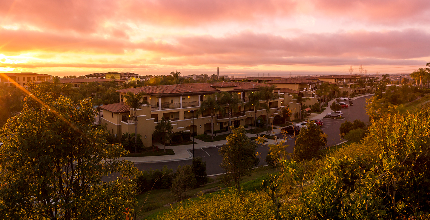 MARBRISA CARLSBAD RESORT'S OVER THE TOP SUNSETS