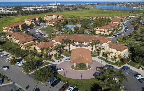 Welcome To MarBrisa Carlsbad Resort - Aerial View Marbrisa Carlsbad Resort