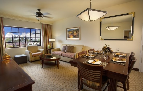 Welcome To MarBrisa Carlsbad Resort - 2 Bedroom Condo - Living Area