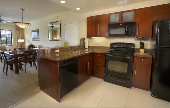 Welcome To MarBrisa Carlsbad Resort - 2 Bedroom Condo - Kitchen
