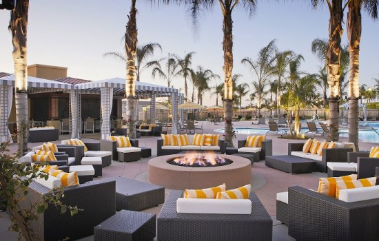 Welcome To MarBrisa Carlsbad Resort - The Cove Fire Pit