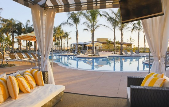 Welcome To MarBrisa Carlsbad Resort - The Cove Seating