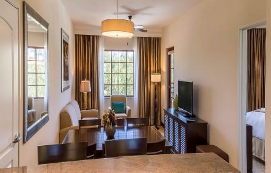Welcome To MarBrisa Carlsbad Resort - 1 Bedroom Condo - Living Room