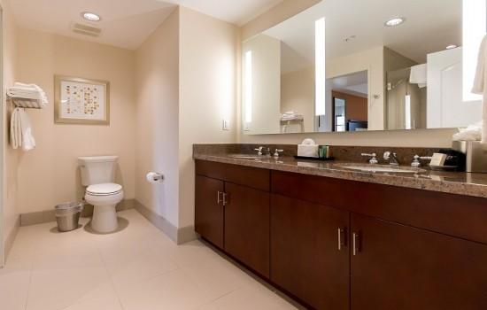 Welcome To MarBrisa Carlsbad Resort - 1 Bedroom Condo - Bathroom