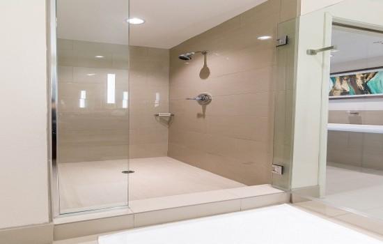 Welcome To MarBrisa Carlsbad Resort - 1 Bedroom Condo Shower