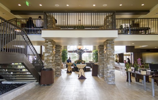 Welcome To MarBrisa Carlsbad Resort - Lobby