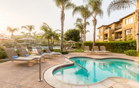 Welcome To MarBrisa Carlsbad Resort - The Cove Jacuzzi