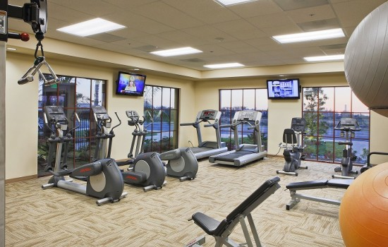 Welcome To MarBrisa Carlsbad Resort - Fitness Center